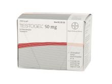 Testogel för daglig behandling av testosteronbrist