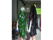 Sara Lundberg, modedesign master