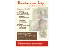 Haro-seminarium på Skansen 31 maj 2013
