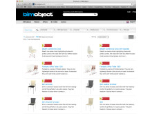 Bombastik Attitude release design furniture as BIM objects