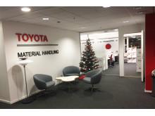 Toyota Material Handling Sweden har flyttat sitt huvudkontor