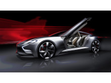 Hyundais nya konceptbil HND-9