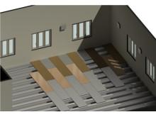 New flooring systems on the BIMobject® Portal - by EGGER UK