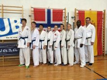 Karate landslag junior EM
