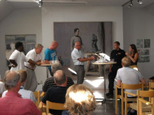 Ullman PR håller välbesökt debatt om vandalism i Almedalen 2009