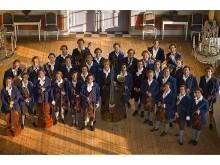 Drottningholmsteaterns orkester under ledning av Mark Tatlow