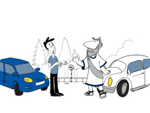 Driving personalities - The Philosopher