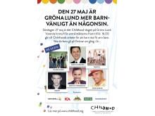 Childhood-dagen på Gröna Lund 2012