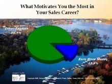 Vad är det som motiverar en svensk säljare?
