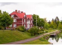Gøta Kanal - Gøta Hotel ved Borensberg sluss