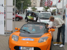 Oresund Electric Car Rally