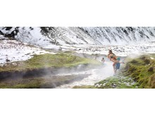 Varme kilder i Island