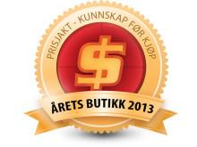 Årets Butikk 2013