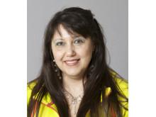 Isabella Canow, Skyddsvärnet, projektledare för Prata med oss, inte om oss
