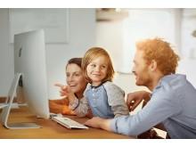 Get øker bredbåndshastigheten med 50 prosent