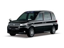 Toyota utvecklar nästa generation taxibilar
