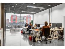 Mediaföretag på Visual Arena Lindholmen