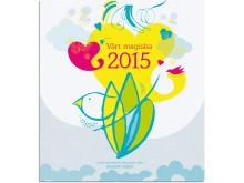 Planeringskalendern Vårt magiska 2015