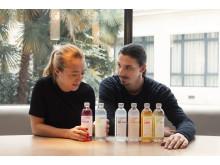 Zlatan har valt sin dryck - svenska Vitamin Well