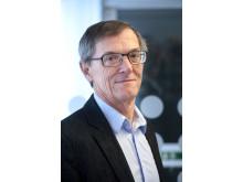 Jan-Erik Persson, avdelningschef, administration och analys