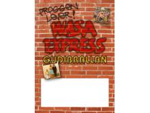 Wasa Express Gudibrallan affisch