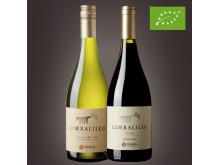 Corralillo Syrah & Sauvignon Blanc