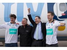 Flybe lähtee sponsoroimaan IFK Mariehamnia