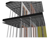 Norgips produkter som BIM objekt - 3D modell