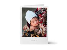 Gåvobevis 250 kr - livräddande klädpaket till fyra nyfödda barn