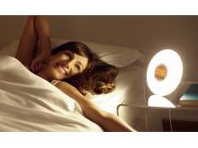Snoozeknappens værste mareridt – Philips' nye Wake-up Light