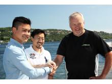 Get og Søm Multimediaanlegg i Kristiansand har inngått avtale om Sørlandets største fiberutbygging.