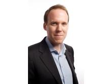 Presschef David Wästberg