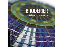 Omslag: Broderier från 50- och 60-talen
