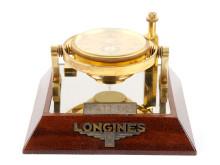"""Klockkvaliten våren 2012, nr 113, LONGINES, """"Rätt Tid"""", Chronomètre, ca 1947"""