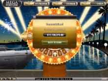 World's largest online casino jackpot game Mega Fortune at HarryCasino