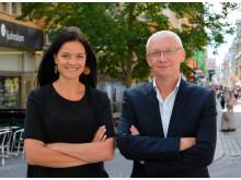 Elin Westin & Bo Albertsson, pressbild