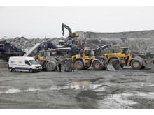 Bottnia Kross - 60 miljoner investerat i maskiner och krossverk för Aitikgruvan