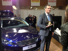 "Den nye Peugeot 308 er ""Car of the year"" 2014"