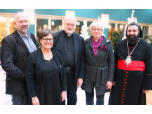 Presisiet för Sveriges kristna råd