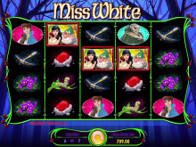 Miss White slot