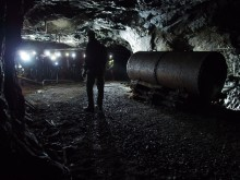 Äventyrsgruvan - ett extremt äventyr i en historisk miljö