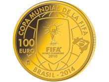 VM 2014 - minnesmynt