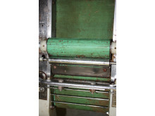 Op Ugly Tobacco processing machine seized in Salford storage unit by HMRC NW13/15