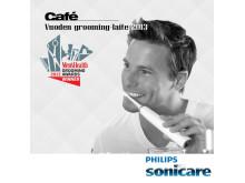 "Philipsin Sonicare DiamondClean - ""Vuoden grooming-laite"""