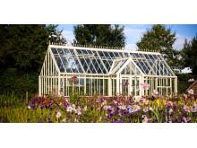Viktorianska engelska växthus från Vansta Trädgård