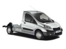 Nya Peugeot Expert