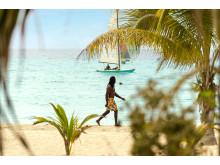 La deg friste av reggaemusikk og hvite strender på Jamaica