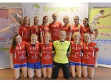Avslutningsspill Bringserien - Lillestrøm jenter