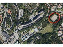 Veidekke Bostad bygger 150 nya lägenheter i Kallhällsparken