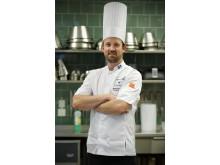 Alexander Sjögren är Sveriges representant i kocktävlingen Bocuse d'Or Europe 2016, en satsning som Stockholmsmässan nu går in och sponsrar.
